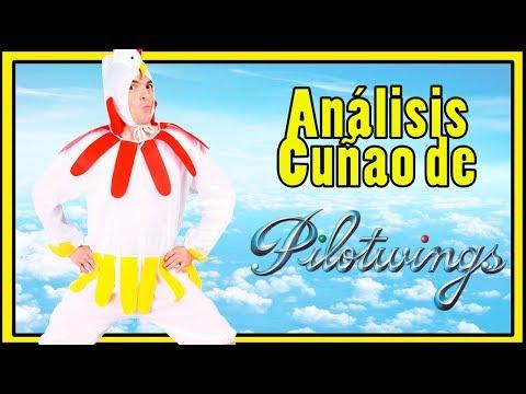 Análisis Cuñao de Pilotwings (Super Nintendo)