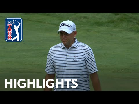 Bill Haas' highlights | Round 3 | John Deere 2019