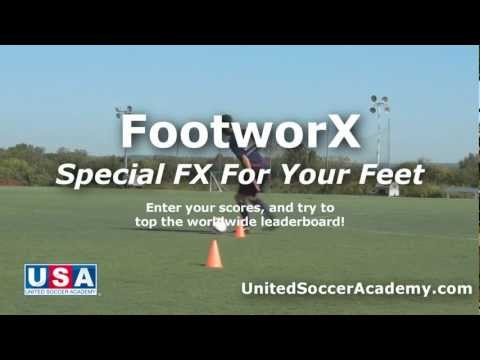FootworX: Dribbling Non-Preferred Foot