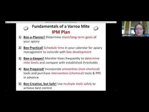 Varroa Mite IPM: Part 4 – Varroa mite biology and life history