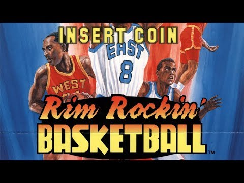 Rim Rockin' Basketball (1991) - Arcade - Especial All-Star Game