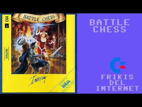 Battle Chess - Walkthrough comentado (RTA)