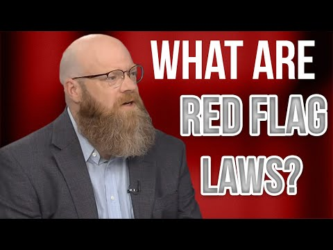 "#RedFlagLaws Are ""Fundamentally Unserious Solutions"" for Preventing Gun Violence -- HERE'S WHY!"