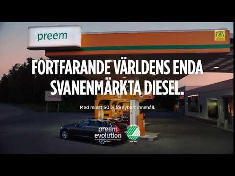 Preem Gunde Svan Reklamfilm - Ferry 6 s