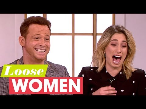 connectYoutube - Joe Swash Lost His Virginity in Linda Robson's Bathroom! | Loose Women