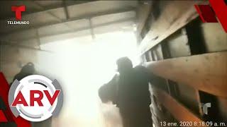 Casi queman vivos a fiscalizadores municipales en Perú   Al Rojo Vivo   Telemundo