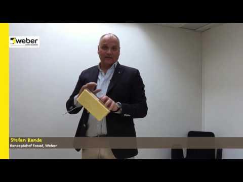 Weber lanserar Serporoc Prefab