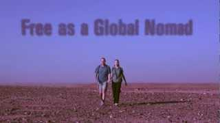 Book Trailer: Free as a Global Nomad
