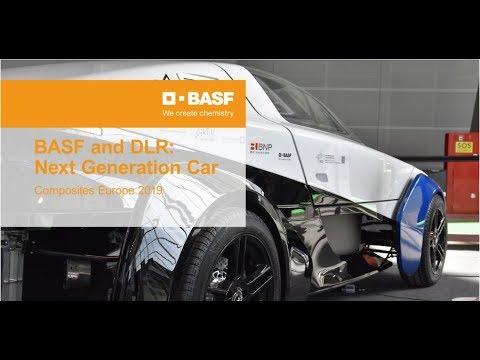 BASF and DLR: Next Generation Car