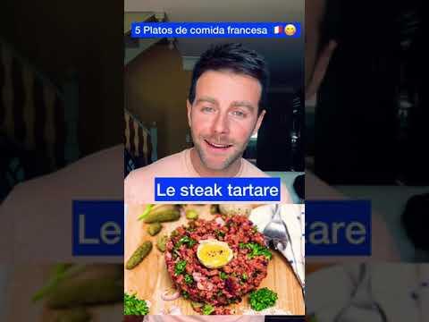 5 platos de comida francesa. Cuál te gusta más? 🤩🇫🇷 #francesconolivier