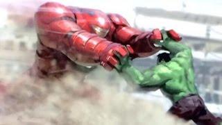 Avengers 2 - Mark Ruffalo on Hulk Vs. Iron Man - Comic Con 2014