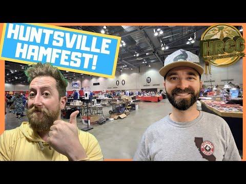 Huntsville Ham Fest, Day One Recap with K6ARK & Giveaways!