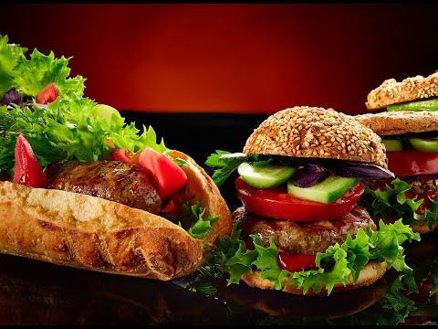 Гамбургер и гиждуванский люля-кебаб - без топориков, при помощи знаний! Показывает Сталик Ханкишиев!