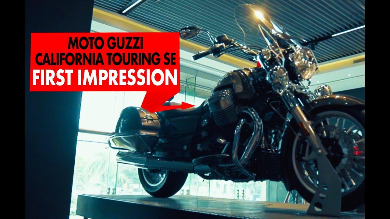 Moto Guzzi California Touring SE : First Impressions : PowerDrift