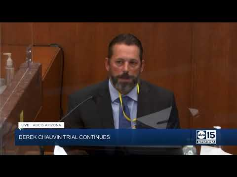 NOW: Second week of Derek Chauvin trial continues