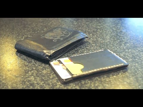 The Search For A Slim Wallet