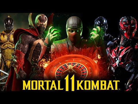 ОНИДЗУКА РАЗНОСИТ РЕЙТИНГ MKX   Mortal Kombat   СМЕРТЕЛЬНАЯ РУЛЕТКА ОНЛАЙН