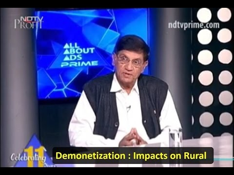 Impact Of Demonetization On The Rural Economy