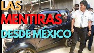 LAS MENTIRAS DE LUIS ARCE CATACORA DESDE MÉXICO, ¿TÚ QUÉ OPINAS?