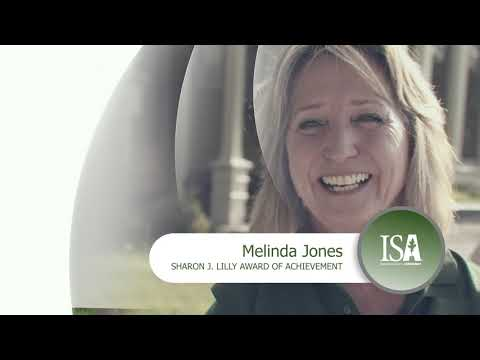 2018 ISA Award of Distinction | Melinda Jones