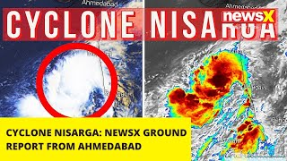 CYCLONE NISARGA: NEWSX GROUND REPORT FROM AHMEDABAD |NewsX - NEWSXLIVE