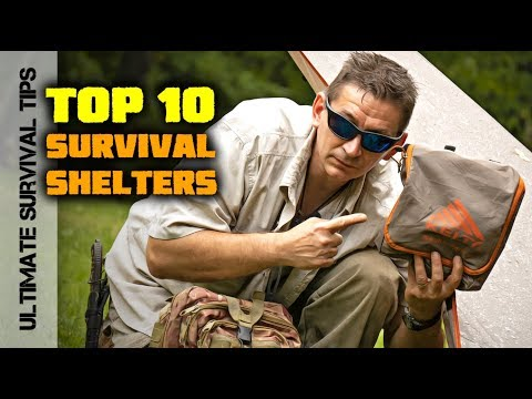BEST Budget TENTS: Kelty Noah's Tarp - Survival / Camping / Bug Out Bag Shelters Ep. 5