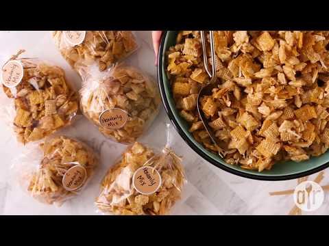 How to Make Heavenly Mix | Snack Recipes | Allrecipes.com