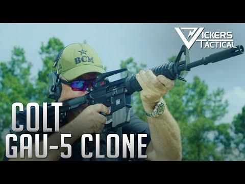 Colt GAU-5 Clone