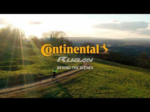 Continental Ruban and eRuban Plus - Behind the Scenes with Matt Jones