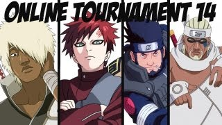 Naruto Shippuden Ultimate Ninja Storm 3 - Online Tournament 14