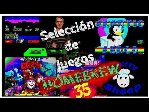 Selección de Juegos Homebrew 35
