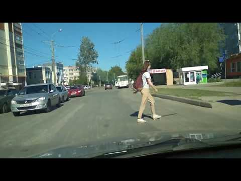Ужасные дороги в г. Йошкар-Ола. Привет Варламову.