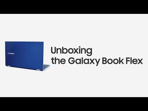 Galaxy Book Flex: Official Unboxing | Samsung