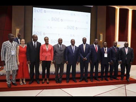 Cérémonie d'ouverture de la 4e Conférence annuelle sur l'état de l'éducation en Afrique