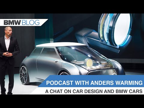BMWBLOG PODCAST: A Chat With Anders Warming, Former BMW and MINI Designer