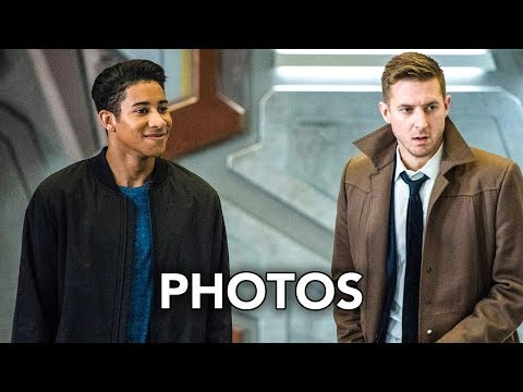 connectYoutube - DC's Legends of Tomorrow 3x13 Promotional Photos