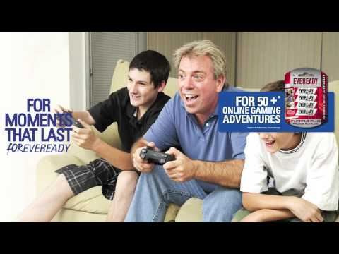 Eveready Father and Son/ Gaming Radio Advert (Platinum Plus)