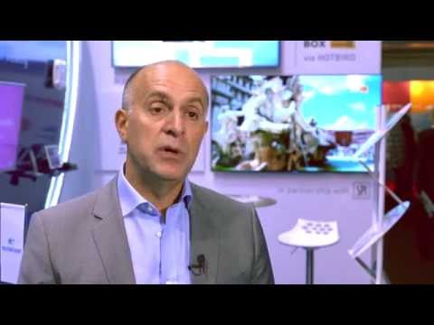 Eutelsat at IBC: live Ultra HD broadcasting