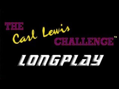 Longplay #165 Carl Lewis Challenge (Commodore Amiga)