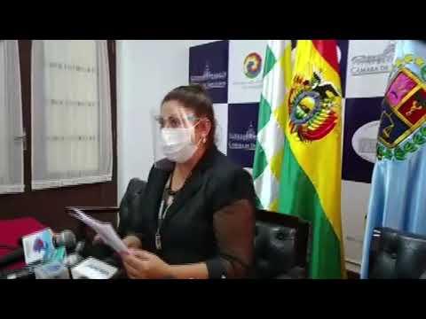 DIPUTADA MAGALY GOMEZ SE PRONUNCIA POR C4SO DE LA EXMINISTRA MEDIO AMBIENTE MARIA PINCKERT..