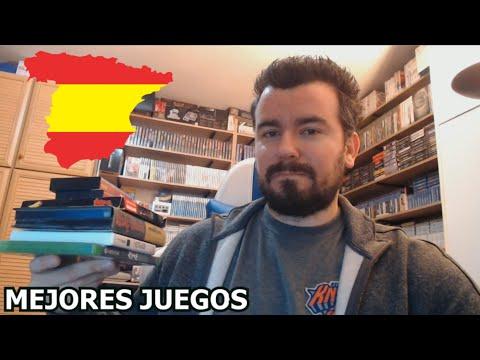 ALGUNOS DE LOS MEJORES VIDEOJUEGOS ESPAÑOLES DE LA HISTORIA