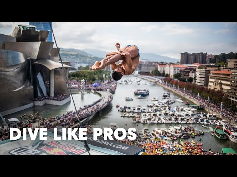 Red Bull Cliff Diving: How to Dive Like the Pros