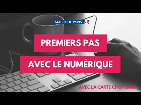 Paris Formation - Premiers pas avec le numérique