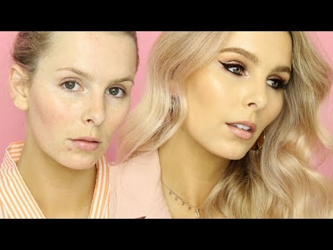 GET READY WITH ME FOR L'OREAL X BALMAIN LAUNCH SYDNEY | RACHAEL BROOK