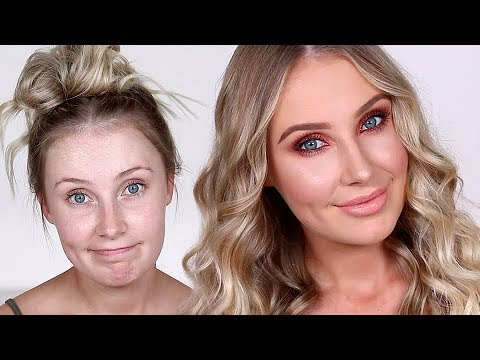 GET READY WITH ME: Dinner With The Girls!   Lauren Curtis