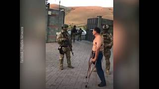 Спецназ штурмует резиденцию