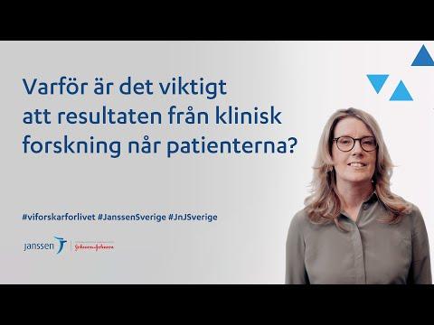 Klinisk forskning | Intervju med Eva Adås