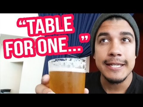 Single Dude Dates Himself For A Week