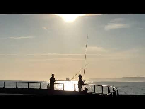 De pesca en el Chiqui