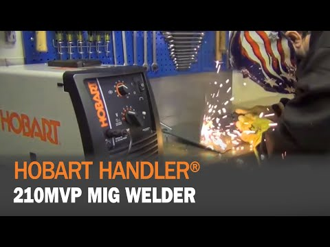 Hobart Handler 210MVP 500553